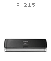Canon P215 Scanner - Canon P-215 Scanner