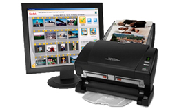 Kodak ps810 Color Photo Scanner