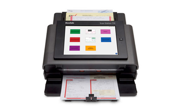 Picture of Kodak Scan Station 710 Document Scanner