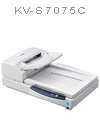 Panasonic KV-S7075c Scanner - Panasonic KVS 7075 c Scanner - Panasonic KV-S 7075 Scanner - Panasonic Scanners - Panasonic Duplex Color Scanner