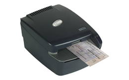 RDM EC7011F Series Check Scanner