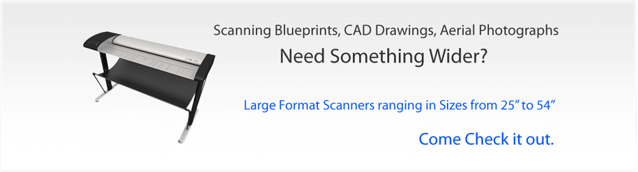 Large Format Scanners